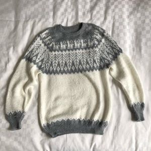 Other - Baby alpaca sweater